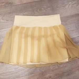 🌞2/$12🌞 Yellow Top or Skirt